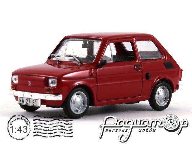 Kultowe Auta PRL-u №15, Fiat 126p (1972)