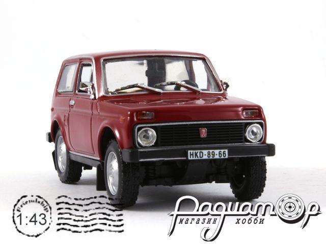 Kultowe Auta PRL-u №21, ВАЗ-2121 «Нива» (1977)