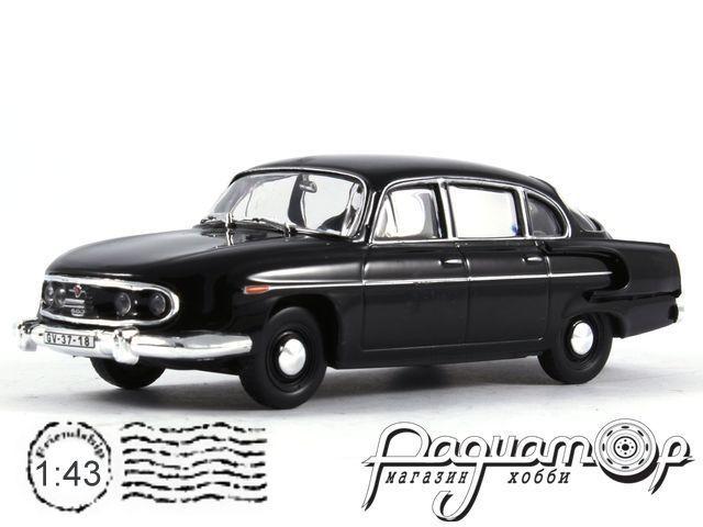 Kultowe Auta PRL-u №22, Tatra 603 (1956)