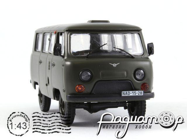 Kultowe Auta PRL-u №29, УАЗ-452 (1965)