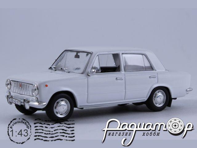 Kultowe Auta PRL-u №31, ВАЗ-2101 (1970)