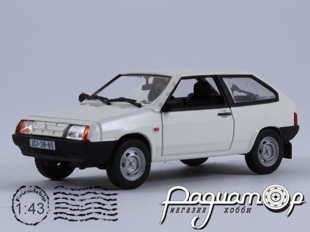 Kultowe Auta PRL-u №34, ВАЗ-2108 «Спутник» (1985)
