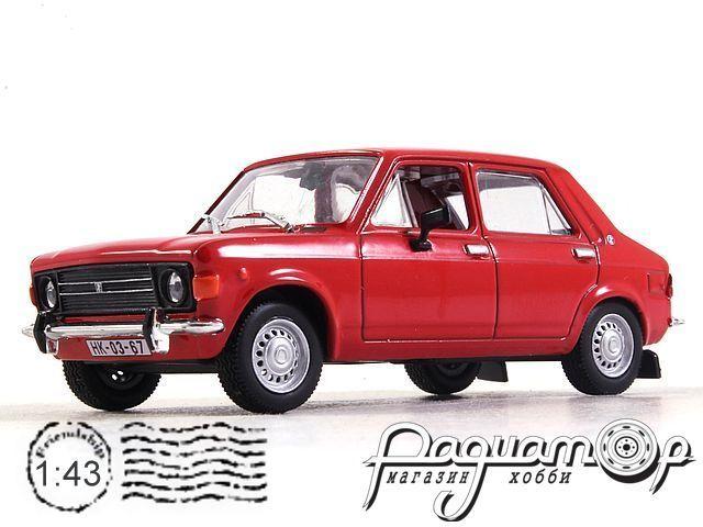 Kultowe Auta PRL-u №36, Zastava 1100 (1971)