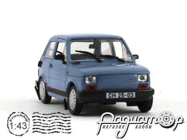 Kultowe Auta PRL-u №38, Fiat 126p Bis (1972) (S)