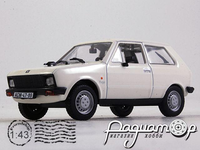 Kultowe Auta PRL-u №40, Yugo 45 (1980)