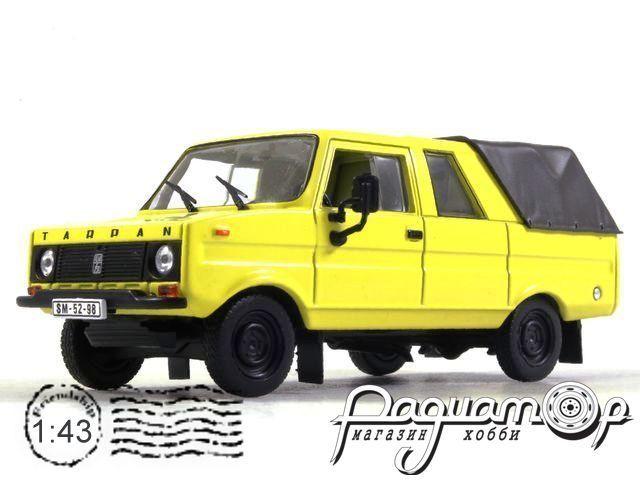 Kultowe Auta PRL-u №41, Tarpan 237 (1977)