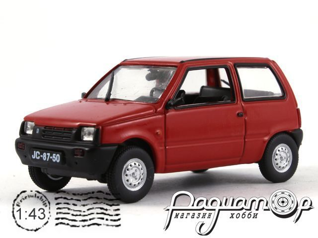 Kultowe Auta PRL-u №50, ВАЗ-1111 «Ока» (1988)