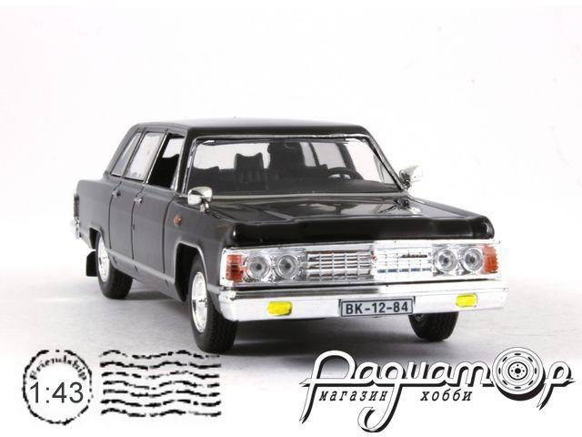 Kultowe Auta PRL-u №51, ГАЗ-14 «Чайка» (1977)