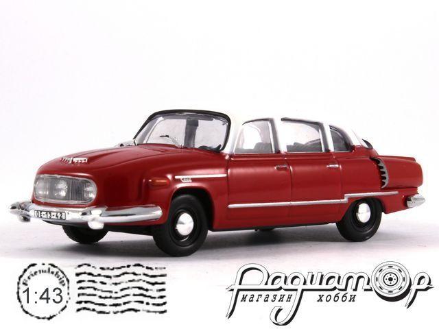 Kultowe Auta PRL-u №53, Tatra 603-1 (1960)