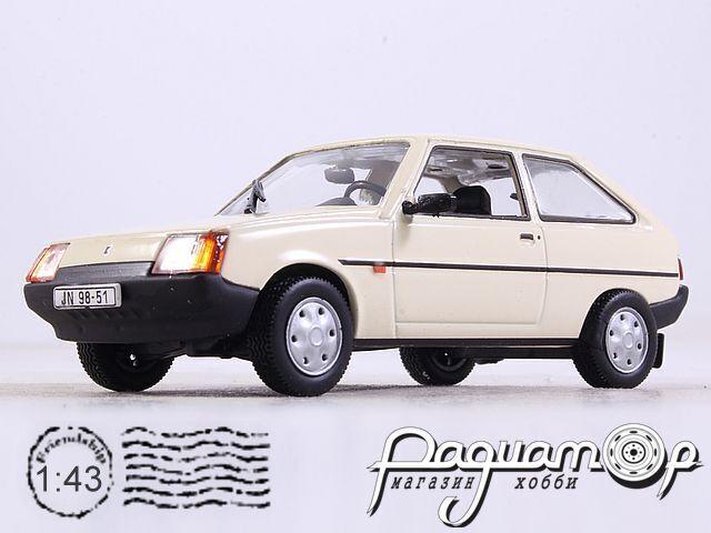 Kultowe Auta PRL-u №55, ЗАЗ-1102 «Таврия» (1988)
