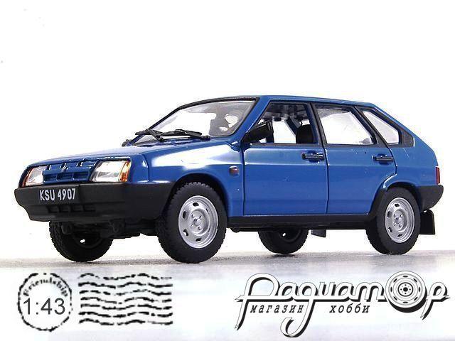 Kultowe Auta PRL-u №56, ВАЗ-2109 «Спутник» (1987)