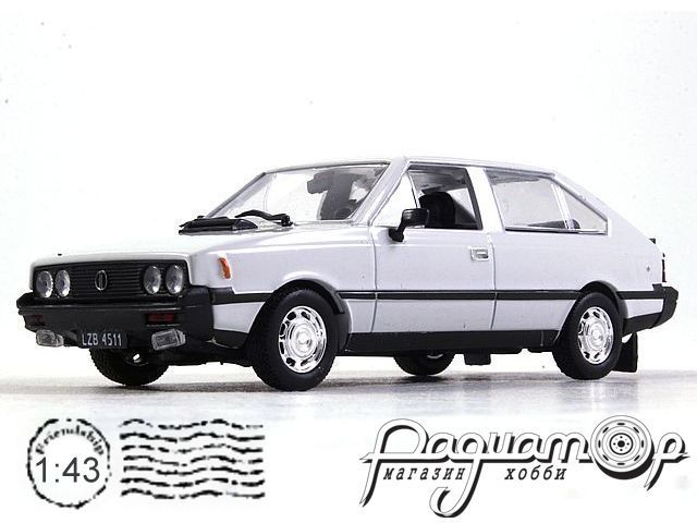 Kultowe Auta PRL-u №64, FSO Polonez Coupe (1988)