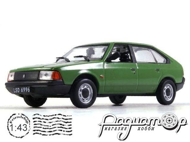 Kultowe Auta PRL-u №67, Москвич-2141 (1986)