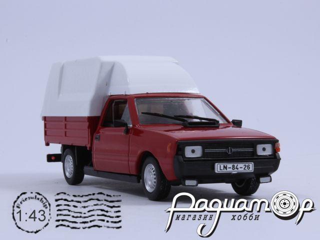 Kultowe Auta PRL-u №70, FSO Polonez Truck (1986)