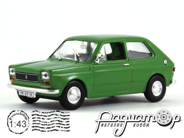 Kultowe Auta PRL-u №72, Fiat 127p (1971)
