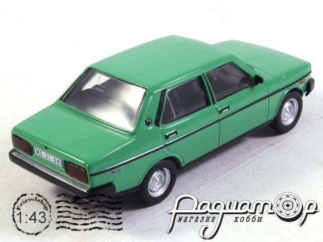 Kultowe Auta PRL-u №80, Fiat 131p (1974)