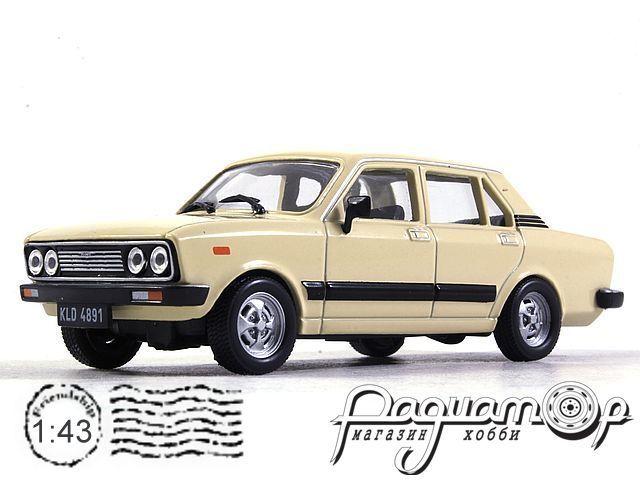Kultowe Auta PRL-u №85, Fiat 132p (1974)