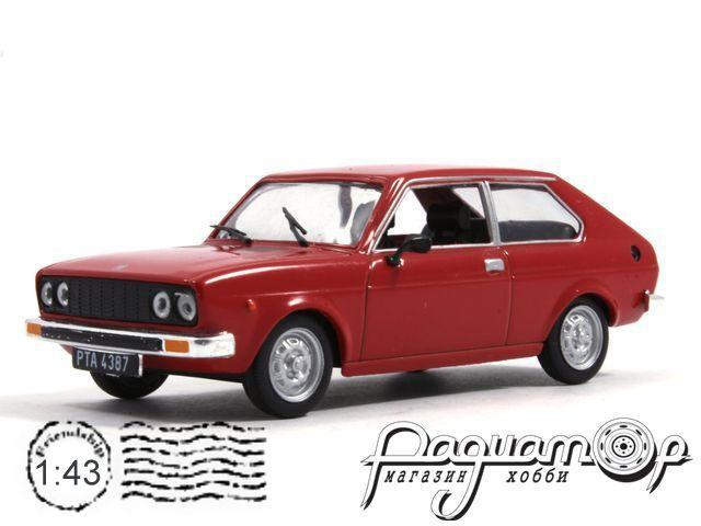 Kultowe Auta PRL-u №91, Fiat 128 3P (1975)