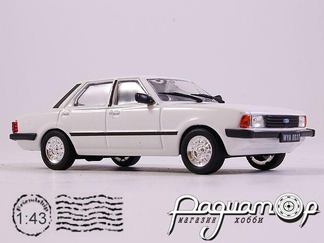 Kultowe Auta PRL-u №92, Ford Taunus MKIII (1979)