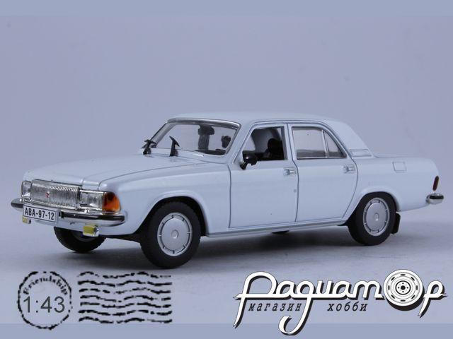 Kultowe Auta PRL-u №93, ГАЗ-3102 «Волга» (1981)