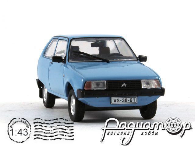 Kultowe Auta PRL-u №94, Oltcit Club (1981)