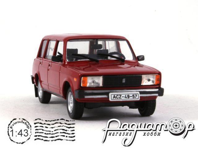 Kultowe Auta PRL-u №96, ВАЗ-2104 «Жигули» (1984)