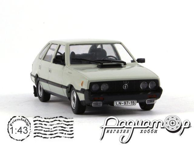 Kultowe Auta PRL-u №97, FSO Polonez MR87 (1987)
