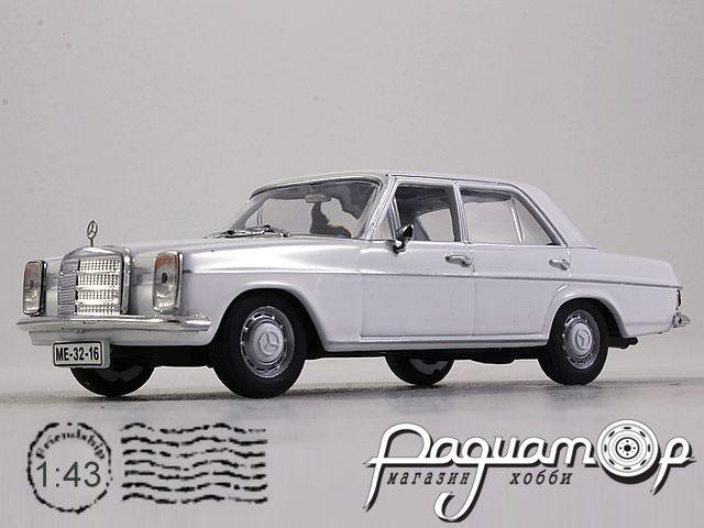 Kultowe Auta PRL-u №103, Mercedes-Benz W115 (1968)