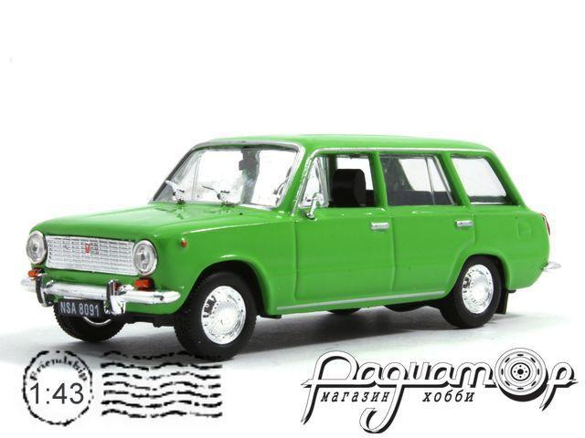 Kultowe Auta PRL-u №108, ВАЗ-2102 (1971)