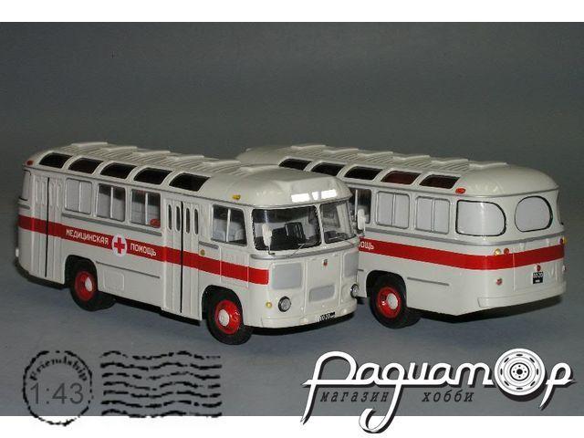 ПАЗ-672 медслужба (1973) V3-02.3