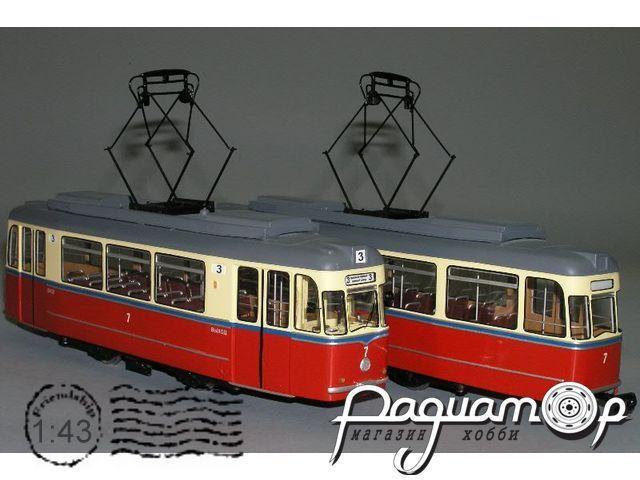 Трамвай «Гота» Т-62 (тягач), Ярославль (1992) W1-99.8