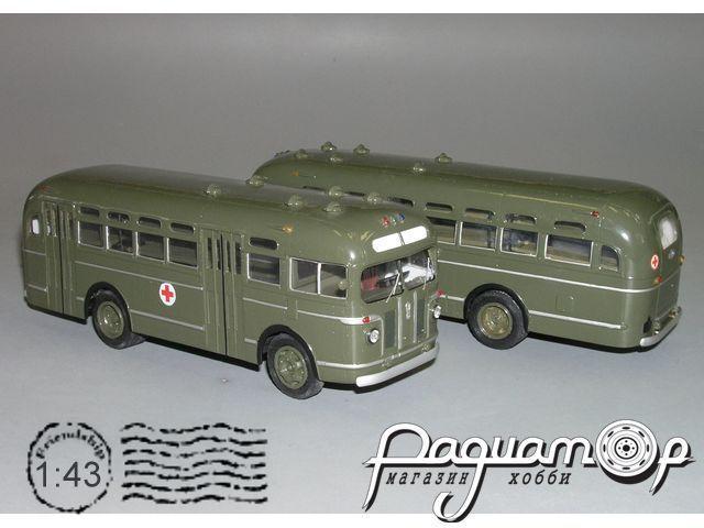 ЗИС-155С санитарный (1955) V3-15.6