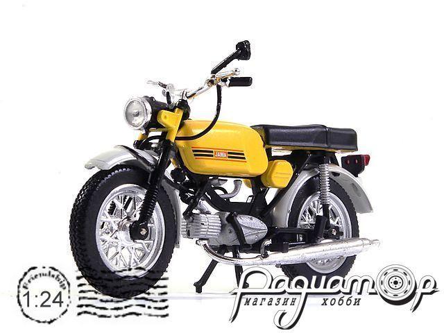 Мотоцикл Jawa Mustang (1970) 7168119