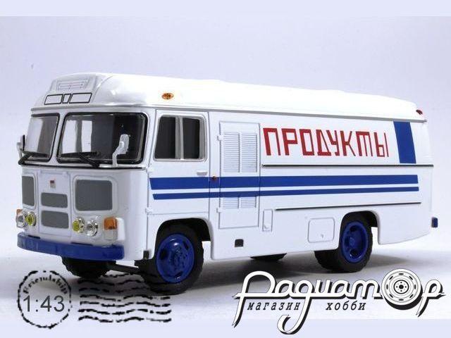 ПАЗ-3742 рефрижератор «Продукты» (1977) SOVA1104