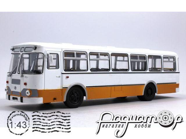 ЛИАЗ-677М городской (1990) SOVA3105