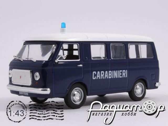 Полицейские машины мира №2, Fiat 238 Carabinieri полиция Италии (1967) (I)