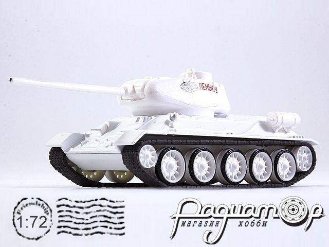Русские танки №63, Т-34-85