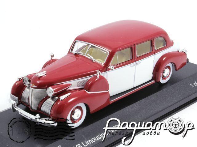 Cadillac Series 75 Fleetwood V8 Limousine (1939) WB022 (G)