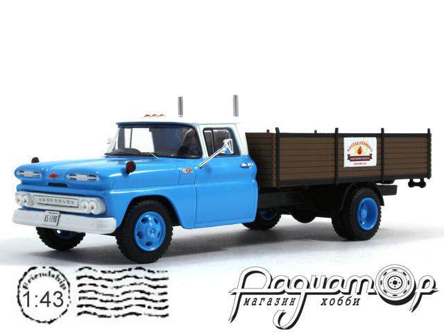 Chevrolet C30 Truck (1961) PRD217