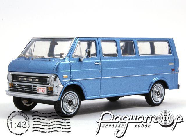 Ford Econoline микроавтобус (1971) PRD137