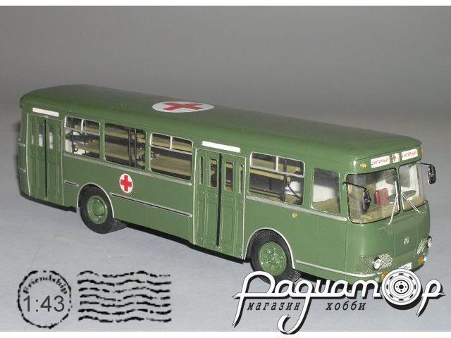 ЛиАЗ-677С санитарный (1967) V3-51.9