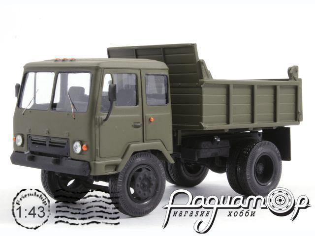 КАЗ-608 самосвал (1972) 23-3-1B
