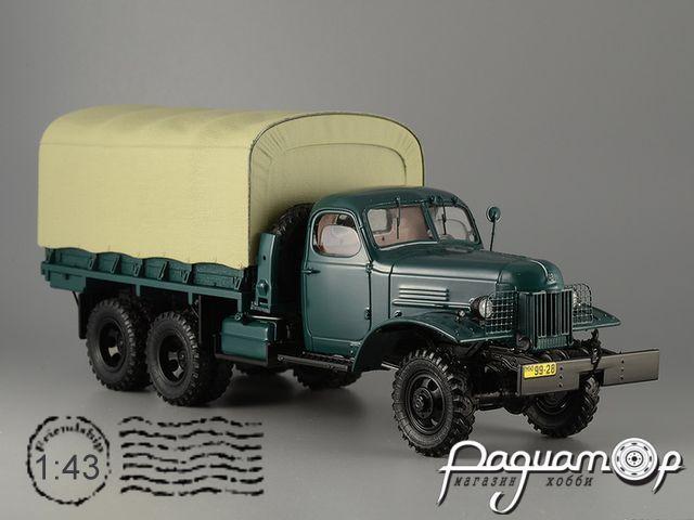ЗИС-151 с тентом (1951) 115101