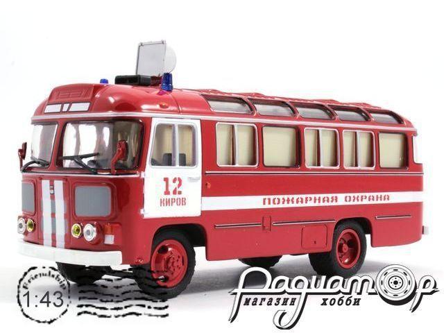 ПАЗ-672М пожарный штабной (1982) SOVA1105