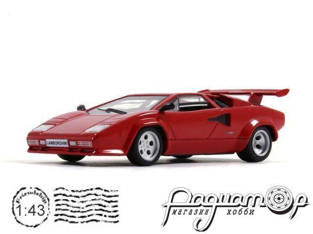 Суперкары №1, Lamborghini Countach LP500S (1982)