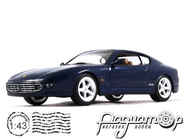 Коллекция Феррари №31 Ferrari 456 M GT (1998)
