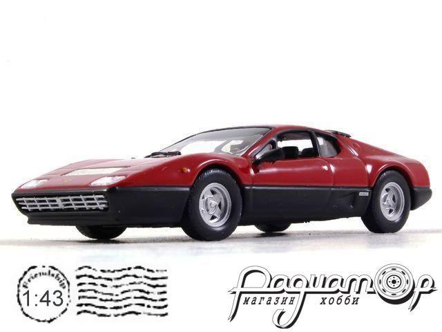 Коллекция Феррари №33 Ferrari 512 BB (1986)