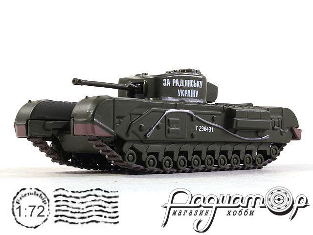 Русские танки №64, Mk III «Черчилль» (1941)