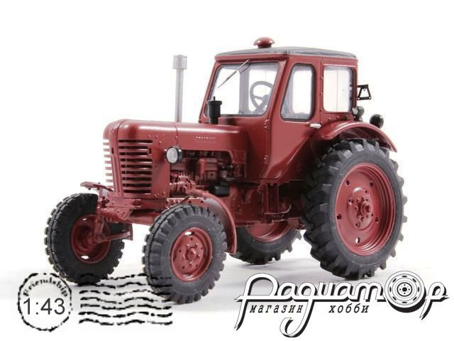 Трактор МТЗ-50 «Беларусь» (1962) RTM011B