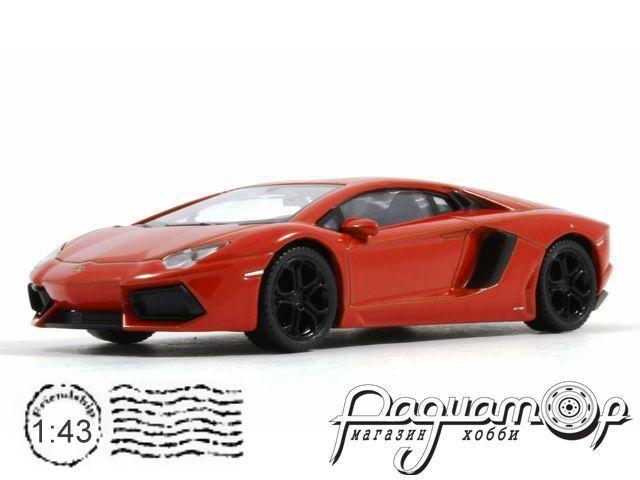 Lamborghini Aventador LP700-4 (2011) 44037Y